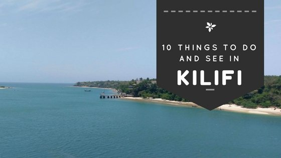 This is the Kilifi creek. Kilifi is a town on the coast of Kenya.
