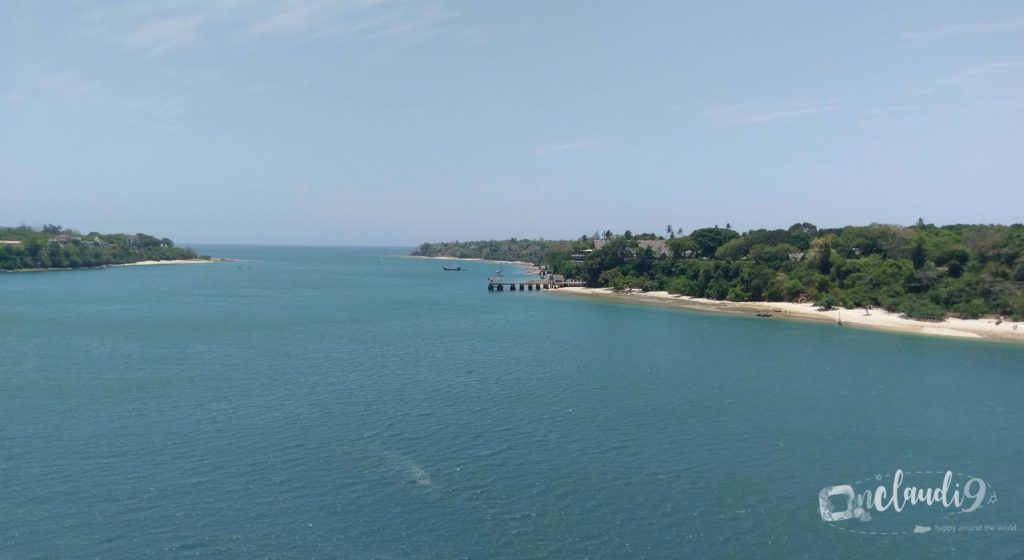 This is the Kilifi Creek in Kilifi, a coastal town in Kenya.