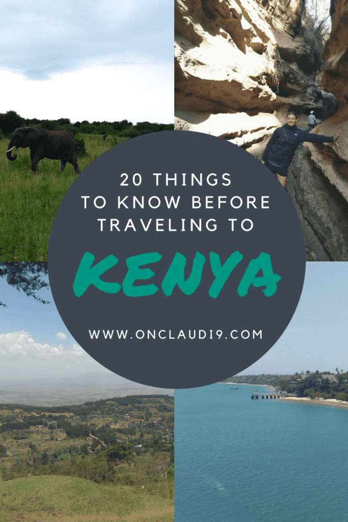 This is Kenya, a country in East Africa.